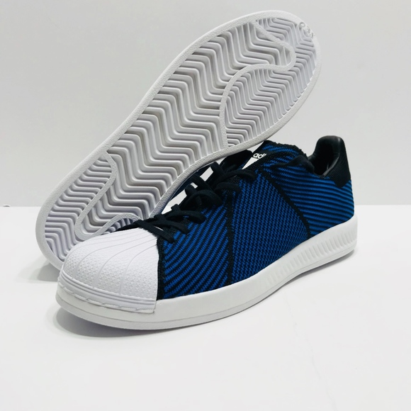 46d30225b021 ADIDAS ORIGINALS SUPERSTAR PRIMEKNIT BOUNCE 10.5